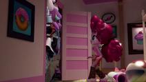 Pinkie Pie opens her stuffed closet (version 2) EGM1