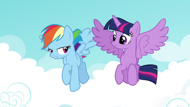 "File:Rainbow ""Didn't we just do this?"" S4E21.png"