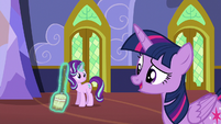 "Twilight Sparkle ""your apology went well"" S6E21"