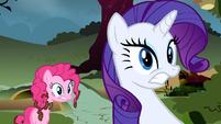 Rarity & Pinkie Pie super worried S2E19