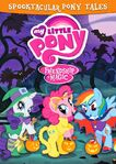 MLP Spooktacular Pony Tales DVD cover
