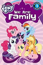My Little Pony We Are Family book cover