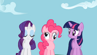 Pinkie Pie eyes rolling S02E16