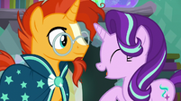 "Starlight ""I think Twilight would be proud of us"" S6E2"
