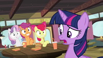"Twilight ""What in the world"" S4E15"