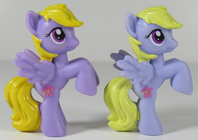File:Wave 1 Blind Bag Lily Blossom two versions.jpg