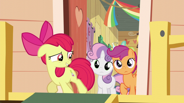 File:Apple Bloom banished from the clubhouse S5E4.png