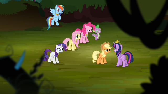 File:Applejack 'Princess Celestia and Princess Luna are gone' S4E02.png