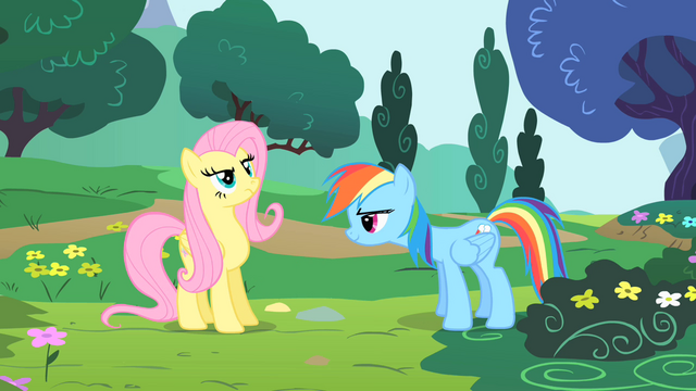 File:Fluttershy about to cheer S1E16.png