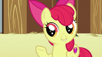 "Apple Bloom ""sometimes you gotta make a few mistakes"" S6E23"