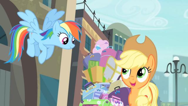 File:Applejack '...if Rainbow Dash is impressed' S4E08.png