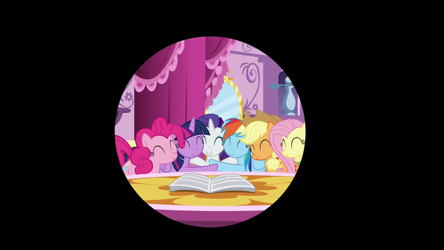 File:Iris out on Mane Six group hug S6E9.png