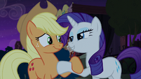 "Rarity ""seems you have more in common"" S5E16"