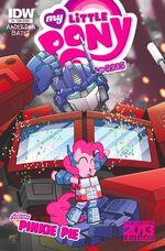 Comic micro 5 Bot Con 2013 cover