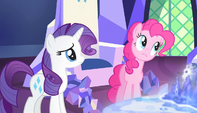 "Pinkie ""planning on organizing my baking sheets"" S5E1"