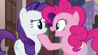 "Pinkie Pie ""it doesn't matter what you get us"" S6E3"