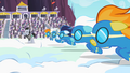 The Wonderbolts prepare to race S2E09.png