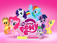 MLP Game Loading screen