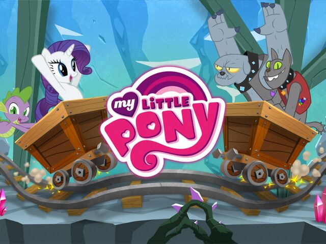 File:My Little Pony Gameloft Diamond Dogs update.jpg