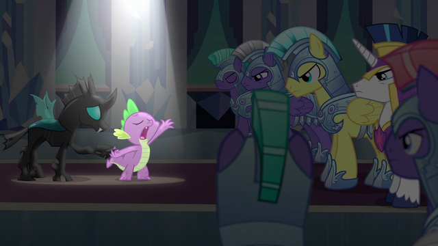 "File:Spike singing ""'til the end"" S6E16.png"