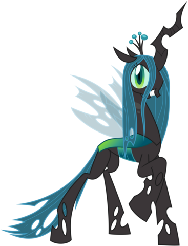 File:FANMADE Queen chrysalis by bluepedro-d4ztwaz.png