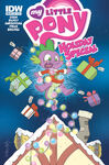 My Little Pony Holiday Special 2015 cover A