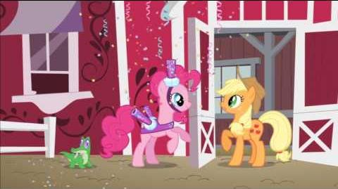 Pinkie Pie's Singing Telegram (Dutch)