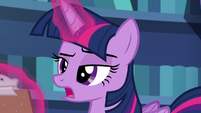 "Twilight Sparkle skeptical ""I'm sure"" S6E21"