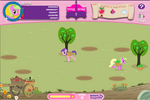 AiP Apple harvesting minigame
