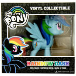 Funko Rainbow Dash vinyl figurine packaging