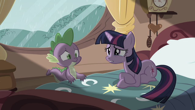 "File:Twilight and Spike ""what have I done"" S03E13.png"