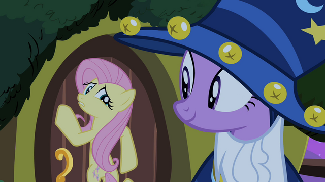 File:Fluttershy 'yes' S2E04.png