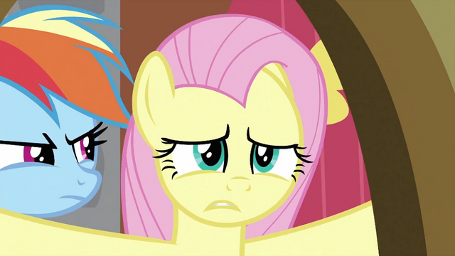 File:Fluttershy about to say NO S2E21.png