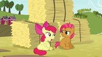 Apple Bloom 'wants this to be like a super-awesome reunion' S3E08