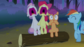 Apple Bloom and Sweetie Belle screams S3E06.png