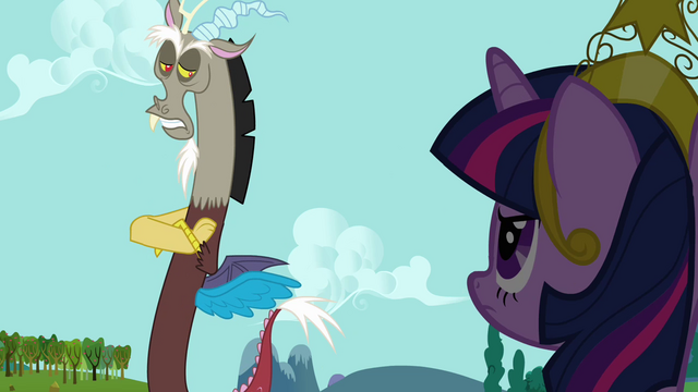 File:Discord exploits Twilight's devotion to Celestia S03E10.png