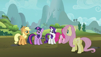 Twilight 'we can't use the elements' S2E02