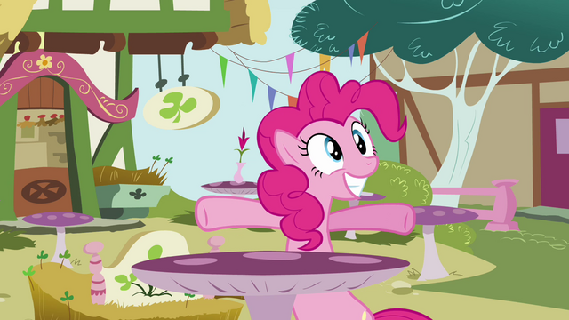 File:Pinkie Pie 'I get to be with my friends again!' S3E03.png