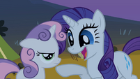 Rarity awesome face S02E05