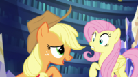 "Applejack ""and we'd have missed out"" S5E21"