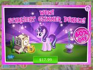 Mobile Game Starlight Glimmer Bundle