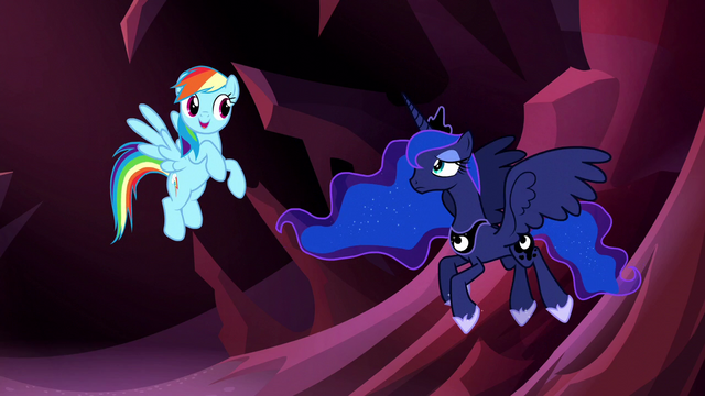 """File:Rainbow Dash """"what are you talking about?"""" S5E13.png"""