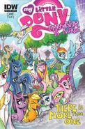 MLPFIM 18 Cover A