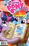 MLPFIM 15 RE Hot Topic