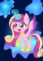 Princess cadence by derpylover-d5kpt2s