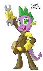 Spike fix