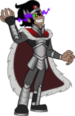 King Sombra by trinityinyang