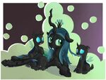 Queen Chrysalis by artist-ps