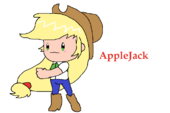 Applejack in EarthBound