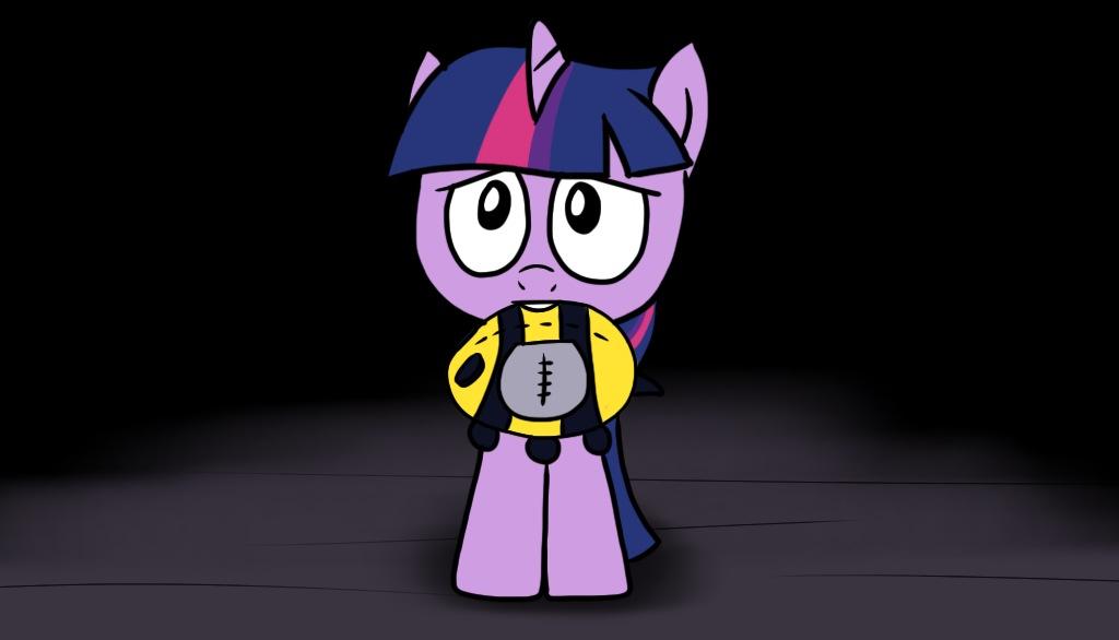 Rainbow Dash Presents Haunting Nightmare My Little Pony